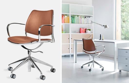 Balda hogar la importancia de la silla de escritorio en for Sillas para escritorio juvenil precios
