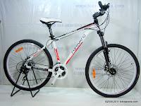 1 Sepeda Gunung FORWARD LUCIO 3.0 26 inci