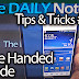 Galaxy Note 3 Tips & Tricks Episode 17: One-Handed Operation Mode