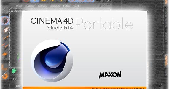 cinema 4d studio r14 portable multilang open for all. Black Bedroom Furniture Sets. Home Design Ideas