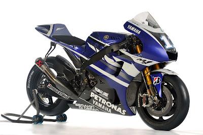 2011 Yamaha YZR-M1 MotoGP