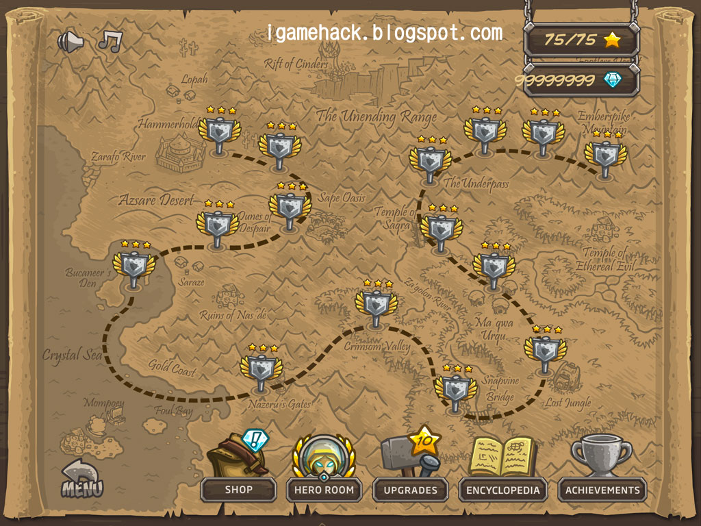 how to download kingdom rush frontiers for free