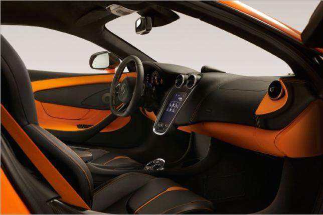 McLaren 570S 2016 Specs and Design