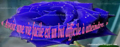 Citations sur la vie difficile