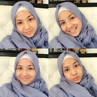 Model Hijab Ala Natasha Rizki