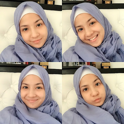 model hijab Natasha Rizki
