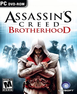 Assassin's Creed: Brotherhood PC Box