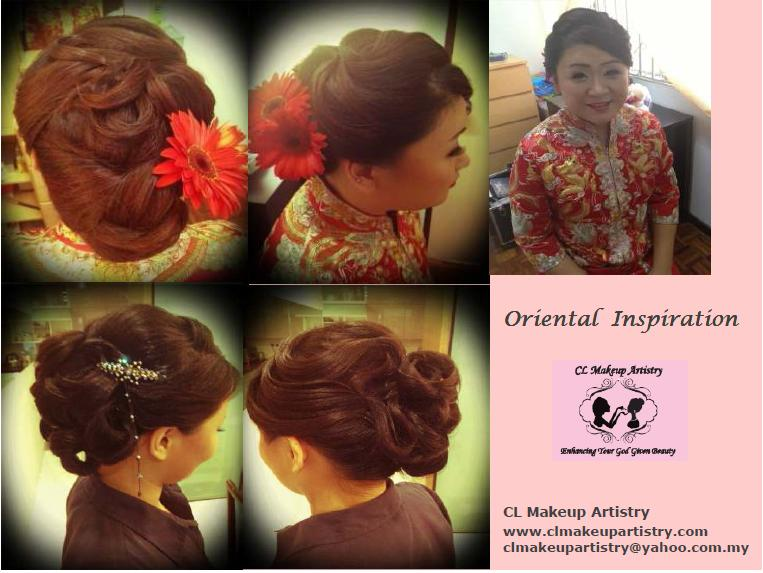 Bridal Makeup and Hairstyling
