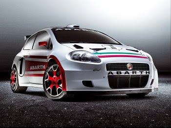 2007 Fiat Grande Punto Abarth S2000