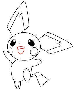 How To Draw Pichu Step 8