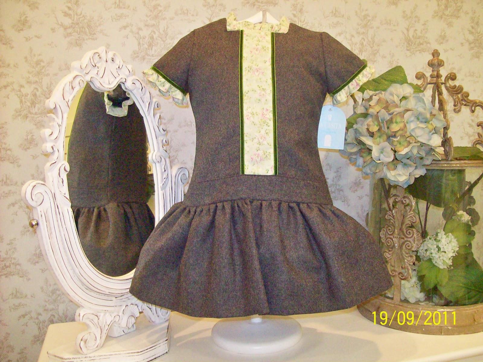 moda infantil anos 20