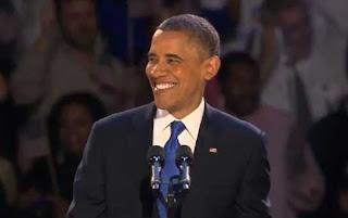 President Obama's Full Election Victory Speech