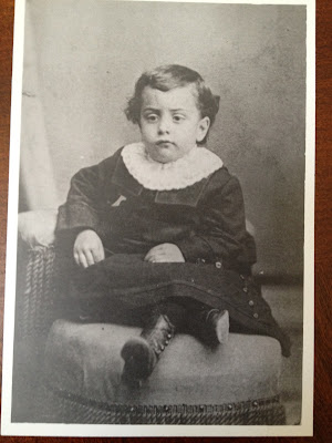 Orphan Photo: :Anyone Want to Claim William Daniel Gilbert from Pennsylvania?