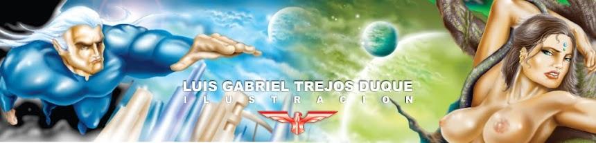 LUIS GABRIEL TREJOS - COMICS