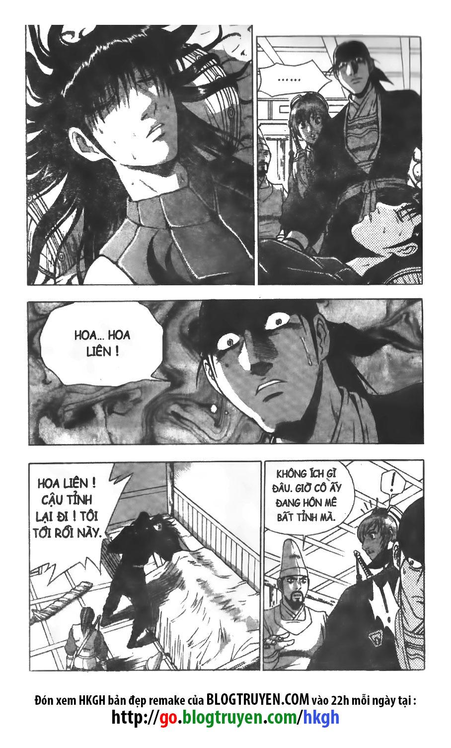 Hiệp Khách Giang Hồ chap 242 page 20 - IZTruyenTranh.com