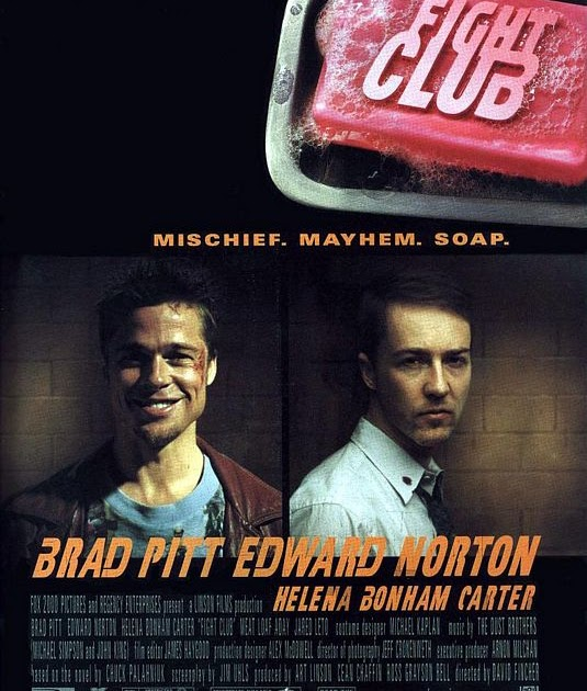 fight club search for identity Fight club successfully acts as a commentary on consumer culture through the creative and this social construct of sexual identity creates a deep conflict.