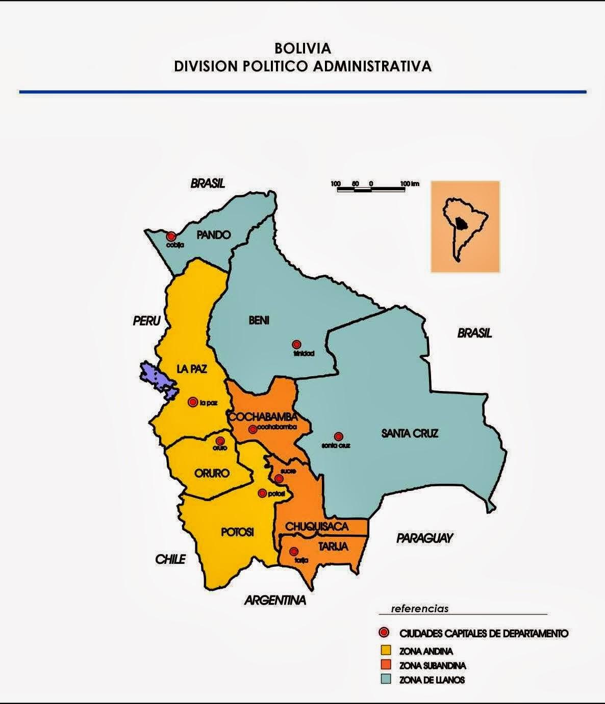 Nuestra Unidad Educativa San Juan: TEMA :LAS ZONAS GEOGRAFICAS DE ...