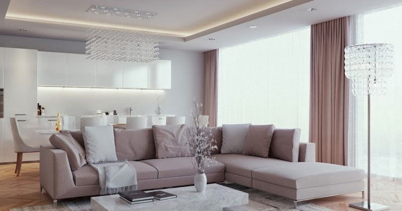 Dise o de interiores arquitectura una lujosa sala de for Desarrollar una gran sala de estar