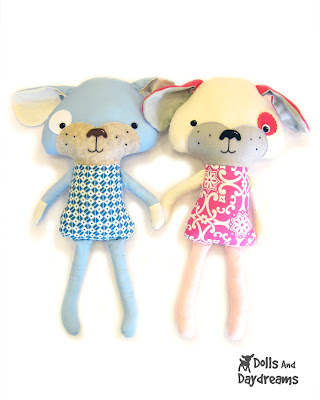 Stuffed Animal Sewing Patterns Free Printable - kootation.com