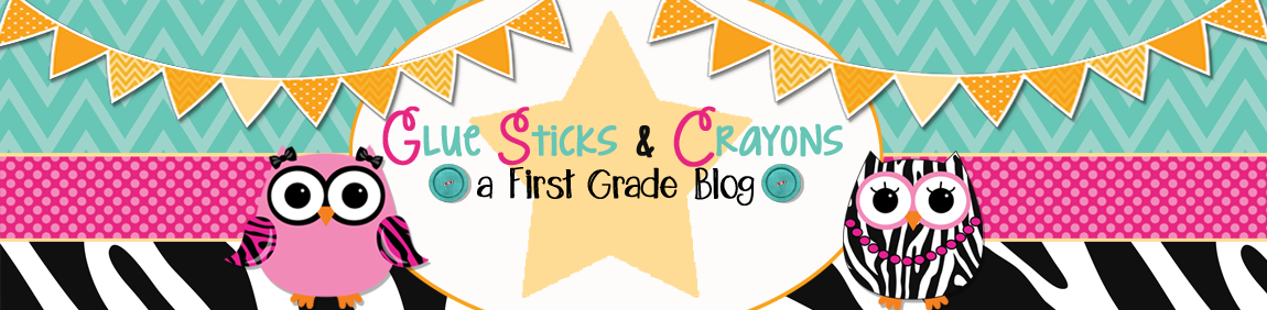 Glue Sticks & Crayons