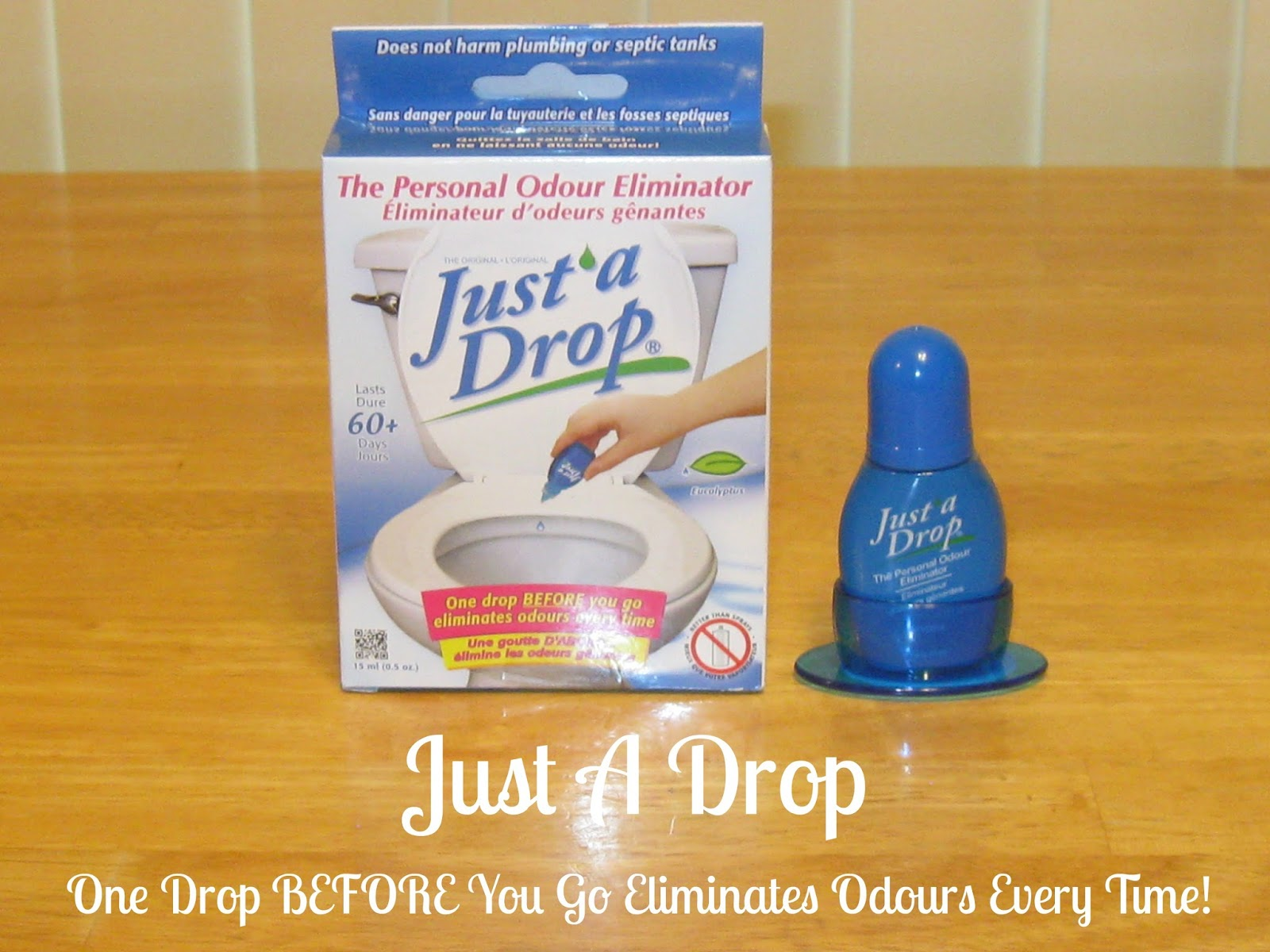 Everybody  39 s always looking for air fresheners  but what about a personal bathroom odor eliminator  Sometimes  when you or a family member use the bathroom. Just A Drop Odours Eliminator Review   Quick Tattletails