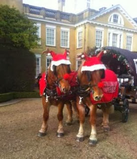 Christmas Polesden Lacey