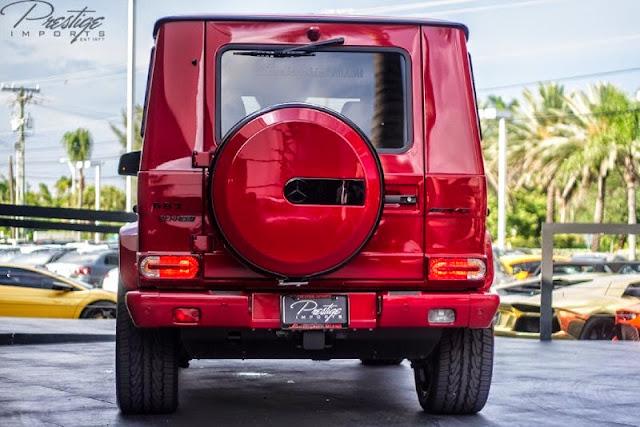 mercedes gelandewagen designo
