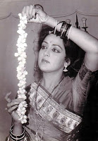 Young Hema Malini Picture when she was 20 years old
