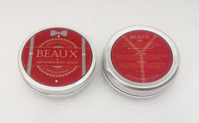 Pomade Beaux Medium Baru - Men's Grooming