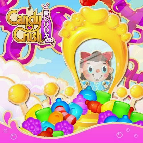 Candy Crush Soda Saga 361-375
