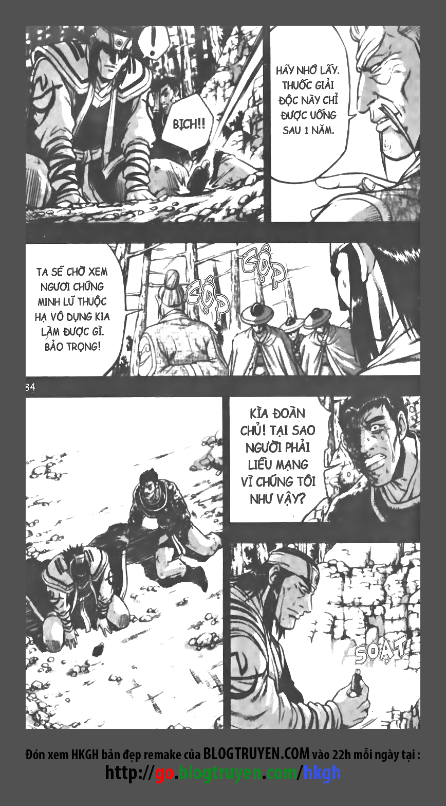 Hiệp Khách Giang Hồ chap 343 page 19 - IZTruyenTranh.com