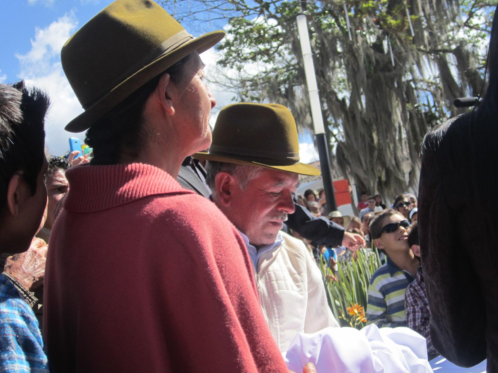 Vemos y escuchamos sincero homenaje al ciclista - Maria del carmen castro ...