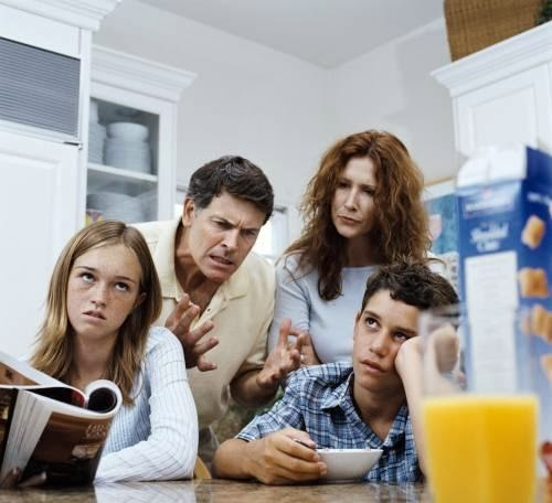 Влияние на выбор профессии, Роль родителей в выборе профессии, Выбор профессии подростком