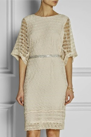 robe mariage net a porter marlene birger