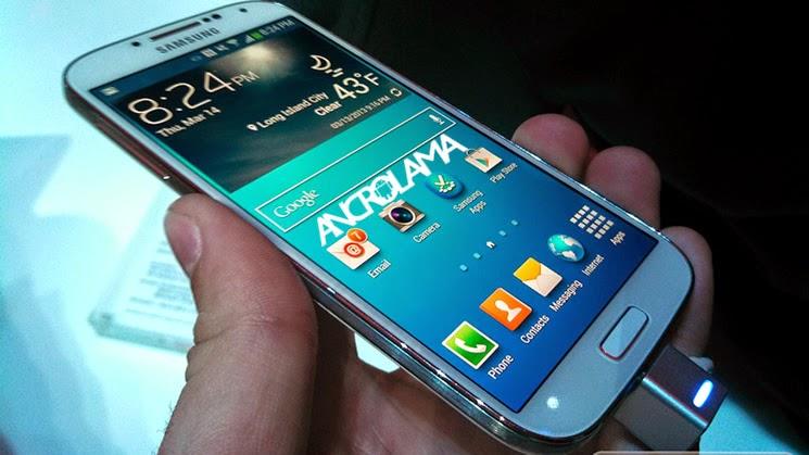 Galaxy S4 Reset ve Batarya Sorununa Çözüm