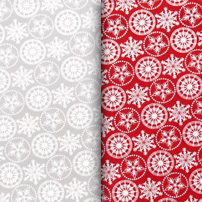 рождественские ткани, ткани