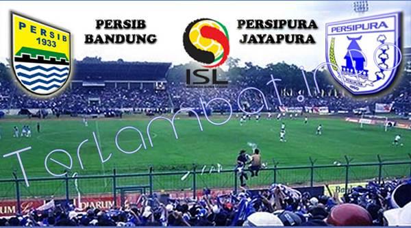 Hasil Skor Akhir Persib VS Persipura 2013