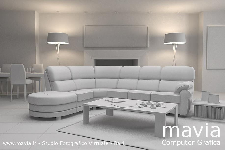 Arredamento di interni progettazione ambienti virtuali 3d for Siti di arredamento interni