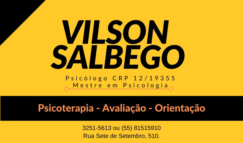 Psicólogo Vilson Salbego