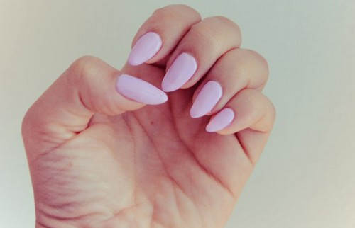 Female Fashion About: Choose Any Nail Polish Color For The ...