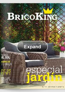 Catalogo de jardin bricoking abril 2013 for Piscinas bricoking