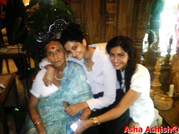 Asha Ashish: 2011-05-22