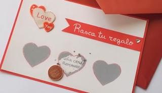 Como hacer una tarjeta de San Valentín en menos de 4 minutos