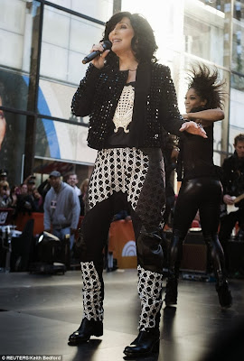 Cher on 'The Today Show'