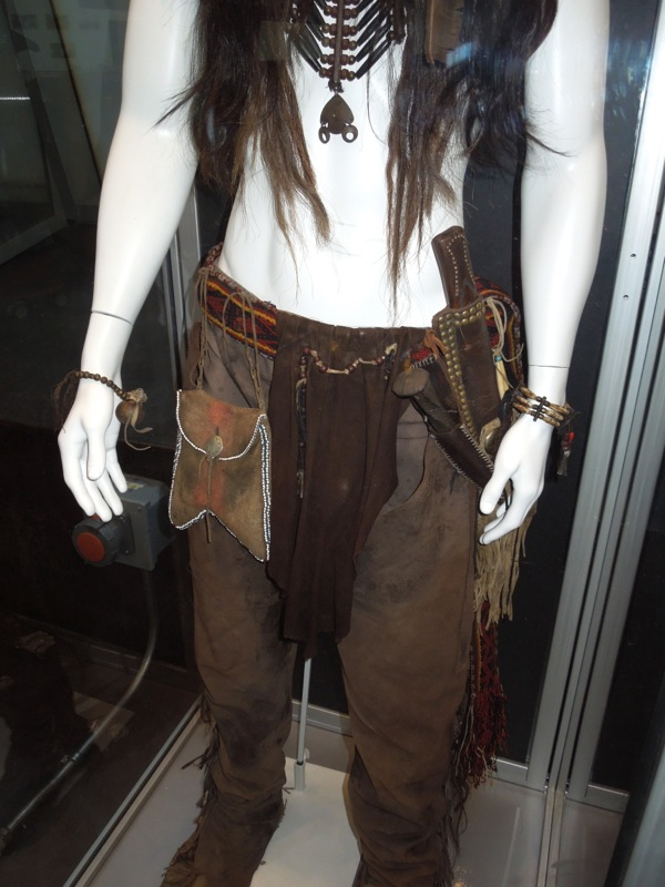Tonto costume detail Lone Ranger