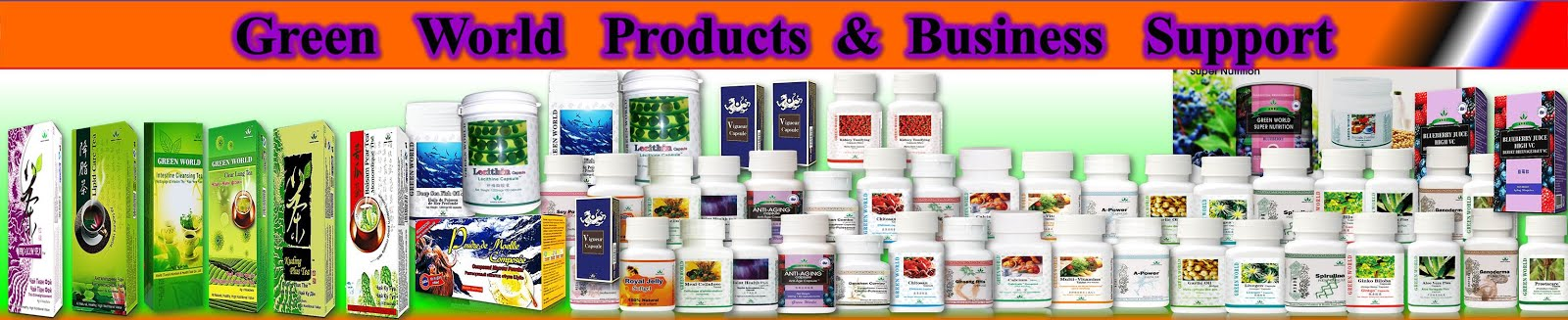Green World Products Ghana