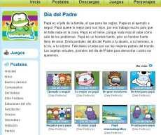Día del padre 2012: Gusanito, tarjetas postales virtuales online gratis