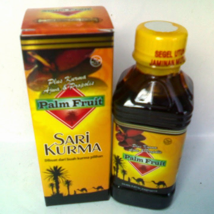Sari Kurma Palm Fruit Andiherbal.com