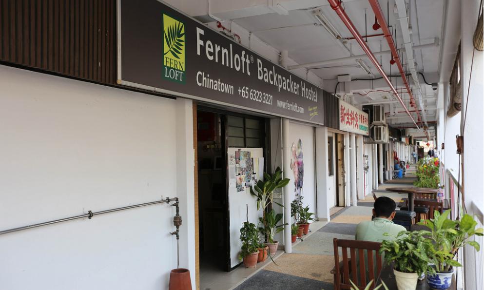 Hostel Ini Dekat Dengan MRT Chinatown Dan Tempat Untuk Beli Oleh2 Murah Meriah 4H3M Di Rasanya Cukuplahdari Segi Keamanan Oke