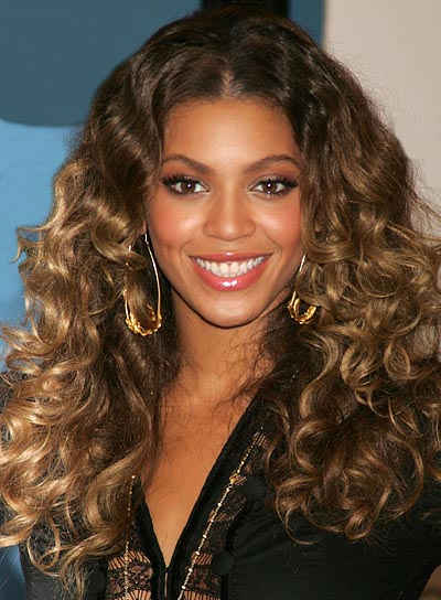Beyonce Volume Curly Hairstyles